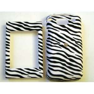 New Black and White Zebra Stripe Pattern Design Utstarcom