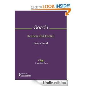 Reuben and Rachel Sheet Music William Gooch  Kindle Store