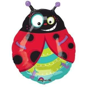 Spring Balloons   Graphic Ladybug Super Shape Toys & Games