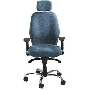 Office Master Zesta Chair, Navy Blue
