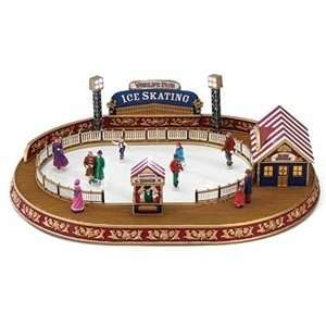 Mr. Christmas Gold Label Worlds Fair Skating Rink