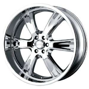 Black Rhino Wheels Kenya Series Chrome Wheel (20x9/6x139.7mm)