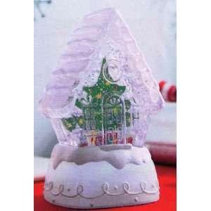 Hallmark Christmas LPR2319 Home Sweet Home Snow Globe