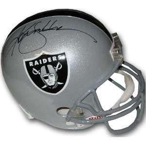 Ken Stabler Autographed/Hand Signed Oakland Raiders Full