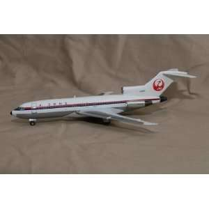 Jet X JAL B727 100 JA8326 Model Airplane