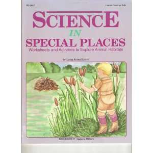 Science in Special Places Worksheets and Activities to