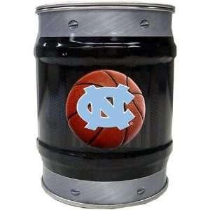 North Carolina Tar Heels UNC NCAA Basketball Black And