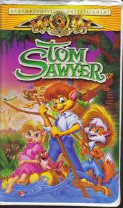 Tom Sawyer (2000, VHS) 027616802330
