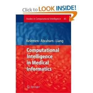 ) (9783540757665): Arpad Kelemen, Ajith Abraham, Yulan Liang: Books
