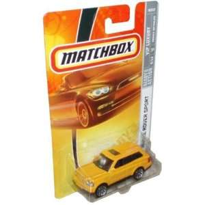 Mattel Matchbox 2007 MBX VIP Luxury 164 Scale Die Cast Metal Car # 40