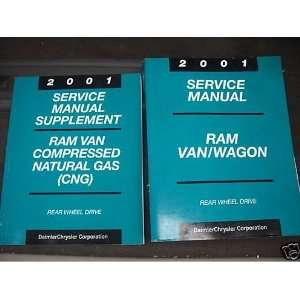 compressed natural gas (cng) service manual supplement.) chrysler