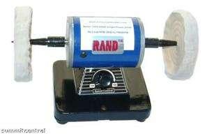 RAND BENCH POLISHER / BUFFER  Polishing/Buffing Machine