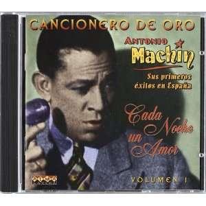 Cada Noche Un Amor: En Espana: Antonio Machin: Music