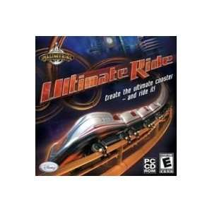 Ultimate Ride Computer Game: Toys & Games