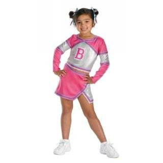 Barbie Team Spirit Forever Costume   Child Costume   Small (4 6)