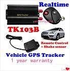 High Quality Vehicle Car GPS Tracker+Control+Shake Sens