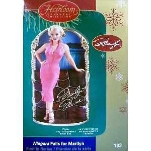 for Marilyn 2005 Carlton Cards Christmas Ornament