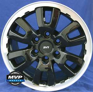 Factory OEM 17 17 Ford F 150 Raptor Refinished Wheel #3831R set (4