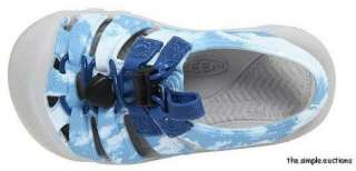 NEW KEEN Sunport Blue Sandals Shoes Boys/Girls Kids Toddler Sz 11