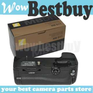 Multi Power Battery Pack Grip For Nikon MB D11 D7000 Camera EN EL15