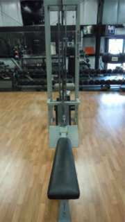 Body Master Multi Stack Function Trainer Lat Row Combo Functional