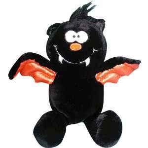 Halloween Plush Bat Dog Toy Toys & Games
