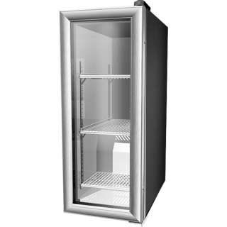 In Beverage Cooler, Glass Door Merchandising Countertop Refrigerator