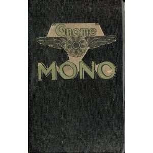 Le Rhone Gnome 9 Cylinder Aircraft Manual Gnome Rhône 9 B 2