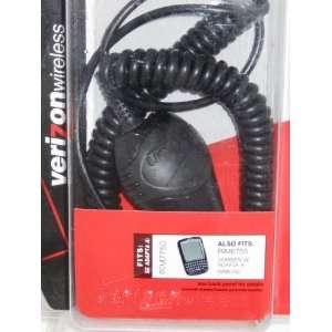 Verizon blackberry OEM Car Charger rim 7750 rim 6750 Cell