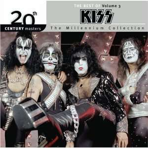 20th Century Masters Millennium Collection 3   Kiss Kiss Music