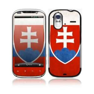 Flag of Slovakia Decorative Skin Cover Decal Sticker for