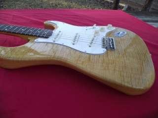 MIJ Fender 93  94 Foto Flame, W/Killer Looks,Tone!!