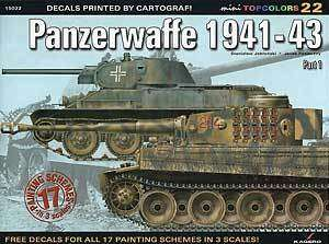 Kagero Publishing   Panzerwaffe 1941 43 Part 1 armor