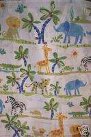 Animal Print Fabric Shower Curtain   ON SALE