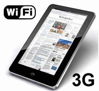 Inch Android Tablet 3G Mini Laptop Netbook eReader