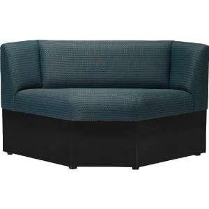 High Point Furniture 7436BLK Steps Corner Seat Module