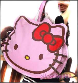 Cute Hello kitty Face Fashion HandBag Tote Bag