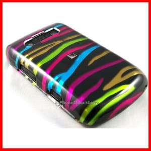 Funky Zebra Hard Case Phone Cover Blackberry Bold 9780