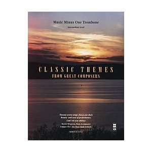 Classic Themes 27 Easy Songs (Minus Trombone) Harriet