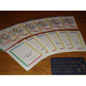 Set of 6 Write Your Own Story Books An American Girls Story Books
