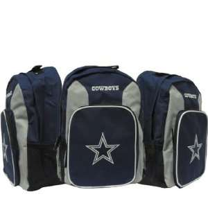 Dallas Cowboys Navy Nfl Team Backpack Concept One