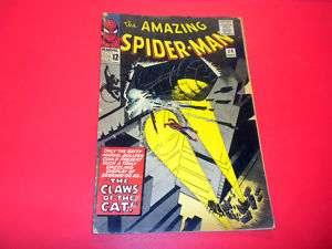AMAZING SPIDER MAN #30 Marvel Comics 1965