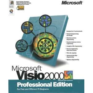 Visio Professional 2000 1 User License Pack: Books