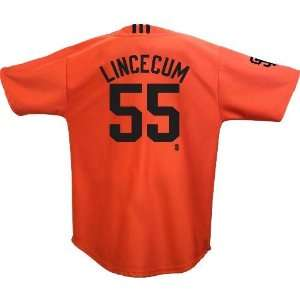 Tim Lincecum San Francisco Giants Adidas MLB Youth Replica