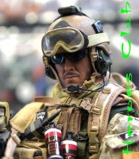 US Navy Seal Team 3 Gunner 12 figure Hot Toys City