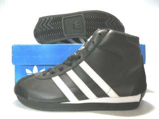 ADIDAS COUNTRY 0 VINTAGE SNEAKERS MEN/WOMEN SHOES BLACK 012550 SIZE 5