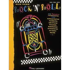 Old Time Rock N Roll (Piano/Vocal/Guitar Songbook) Hal Leonard Corp