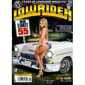 January 2012   Steer In The New Year: Lowrider Magazine: Books