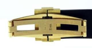 Mens Hublot Classic 18K Gold Automatic Date Watch