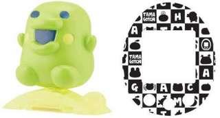 Bandai Tamagotchi TamaTown Tama Go Electronic Pet V7 Doll Chip